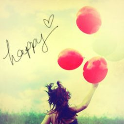 Letting go of Happy!