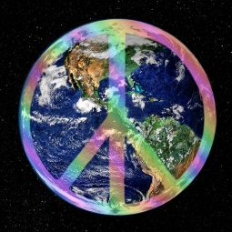World Peace Day, Meditation for Peace