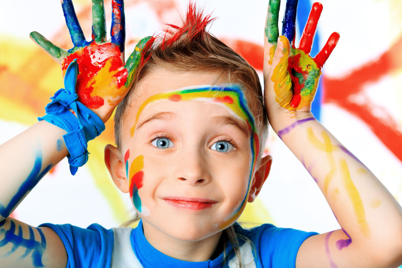 art therapy children