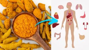 Turmeric, natural help for anxiety and depression.