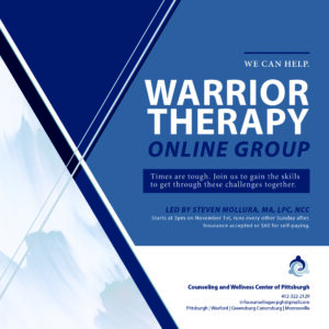Online Therapy Group For Anxiety Depression