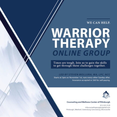 therapy group for anxiety
