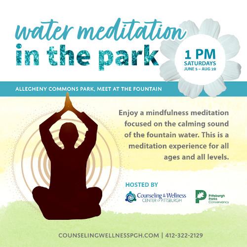 Pittsburgh free meditation